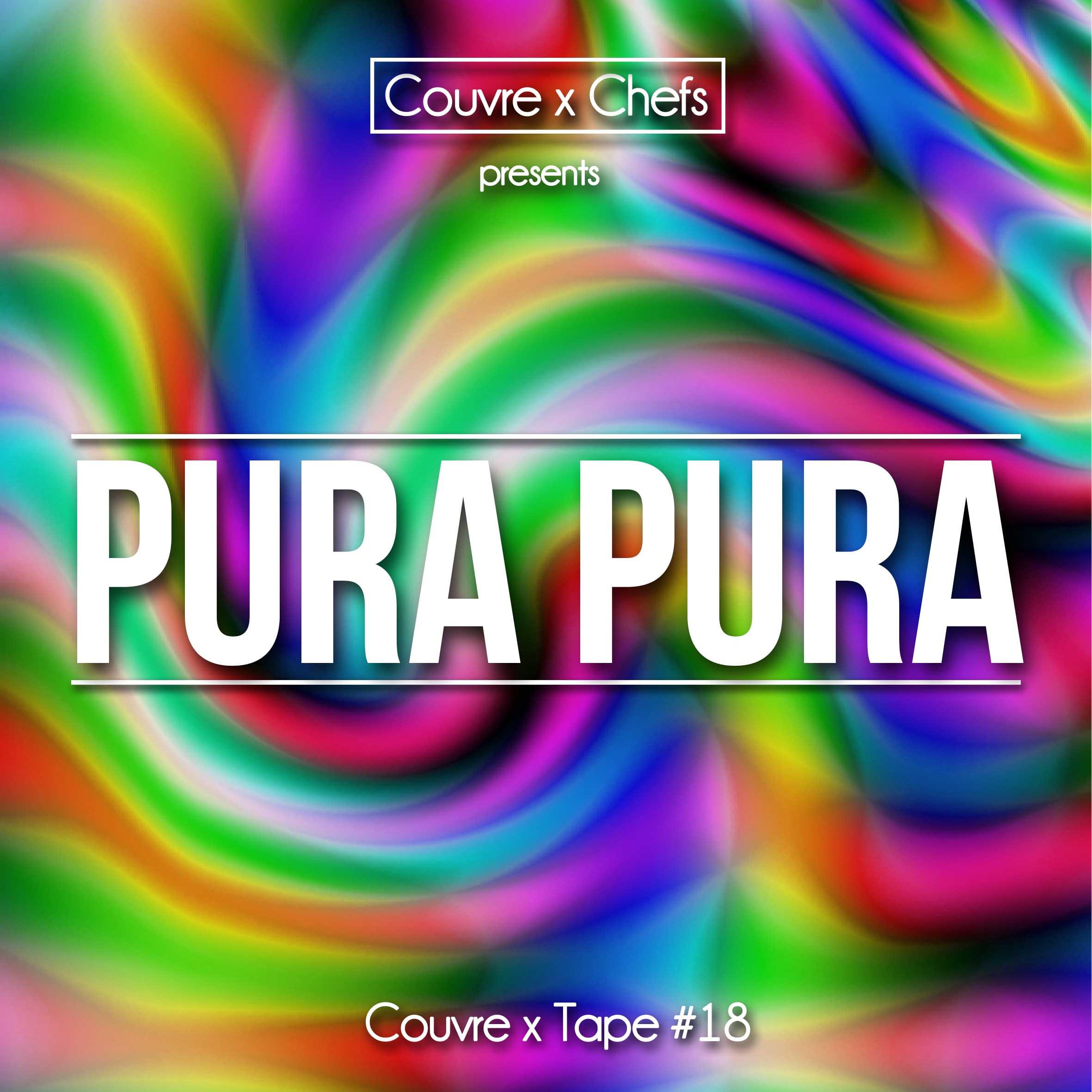 Couvre x Tape #18 Pura Pura