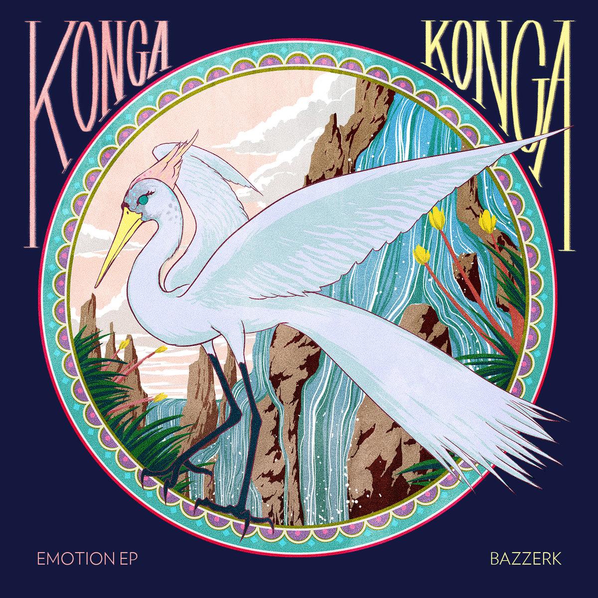 konga konga emotion ep bazzerk Sanghon Kim couvre x chefs