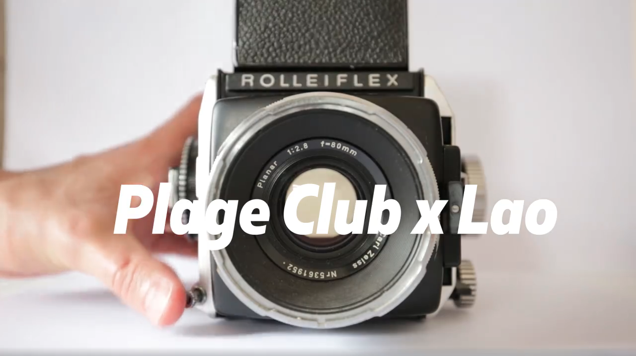 plage club x lao couvre x chefs
