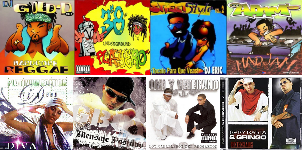 histoire reggaeton couvre x chefs 1