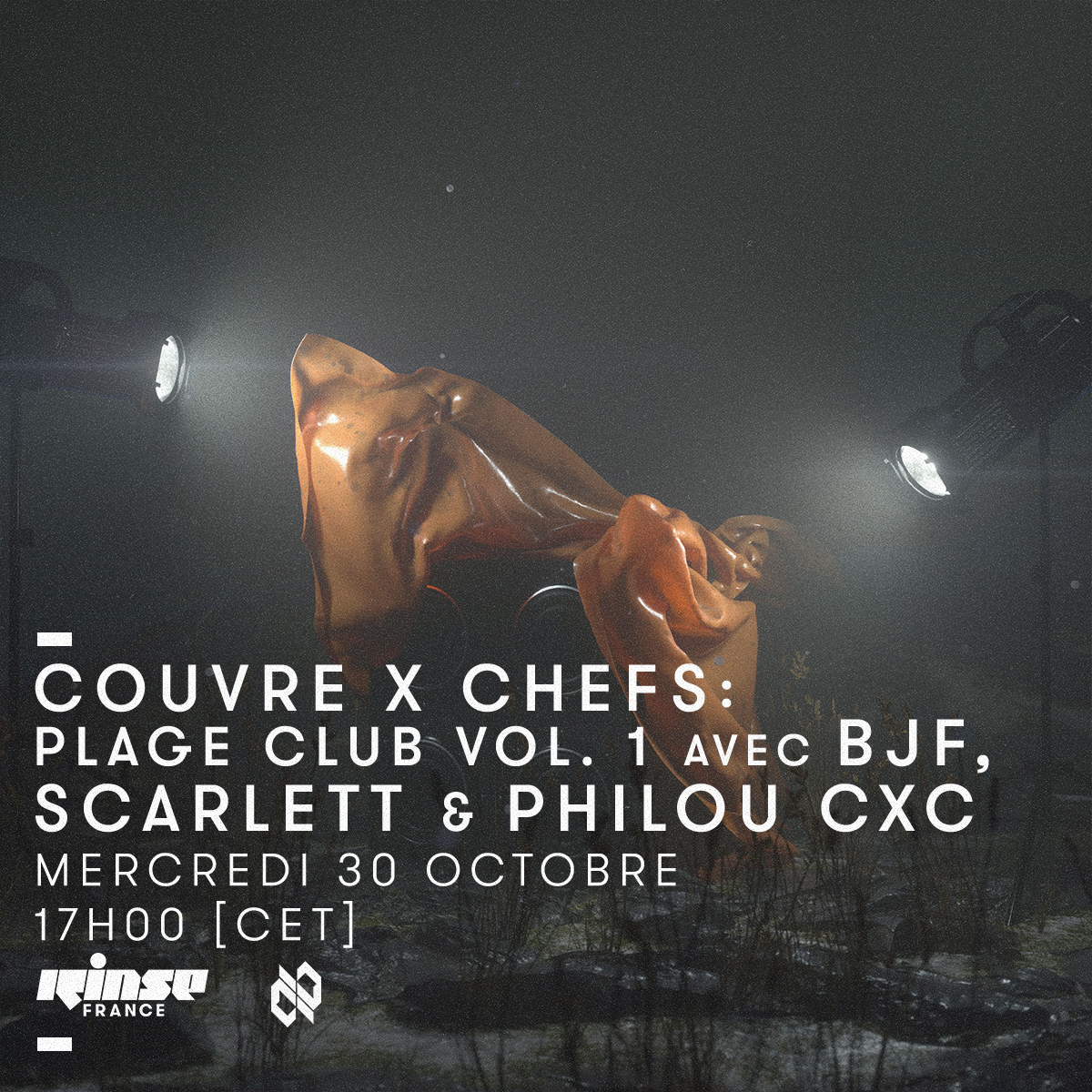 rinse france couvre x chefs plage club vol 1 bjf scarlett philou cxc