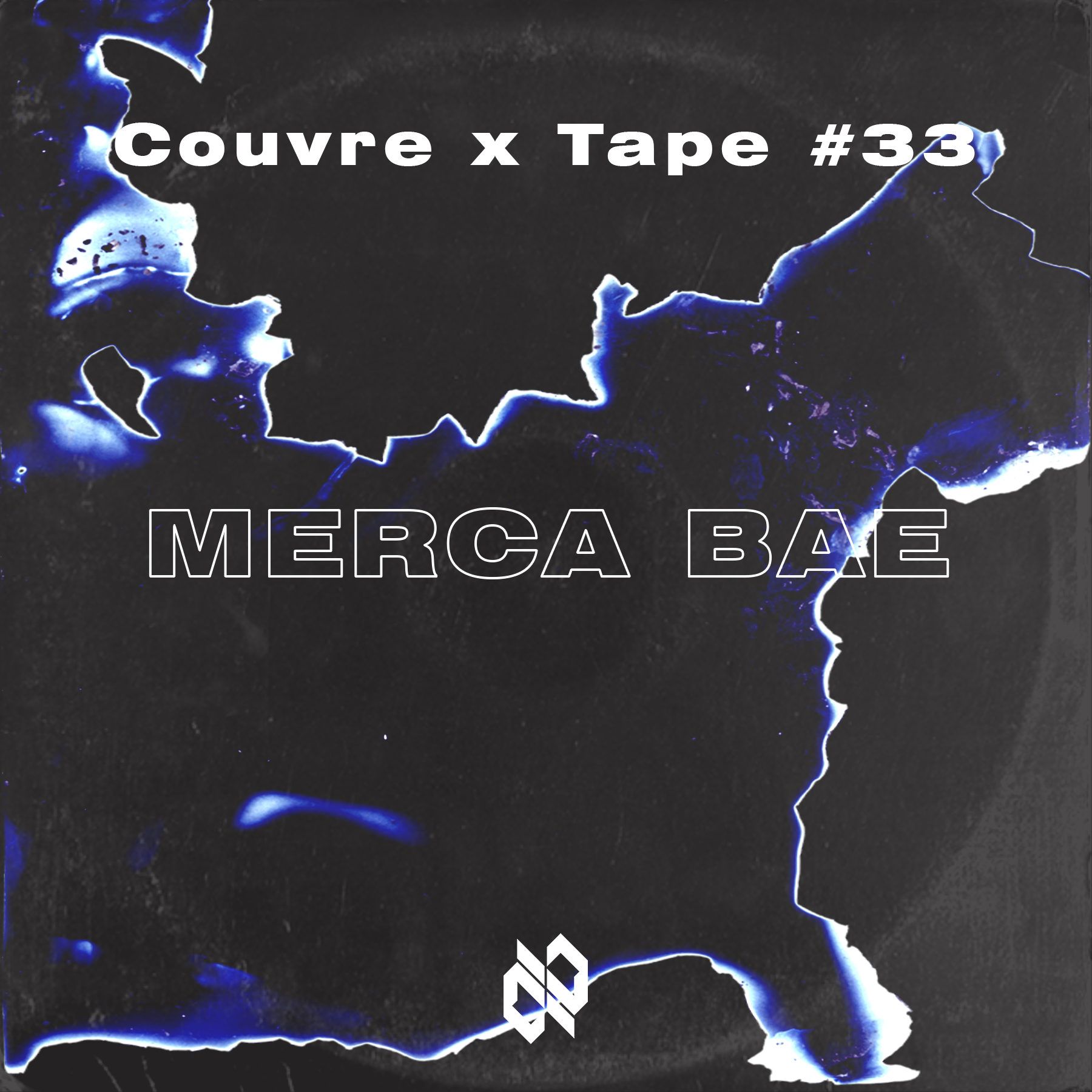 COUVRE X TAPES 33 MERCA BAE
