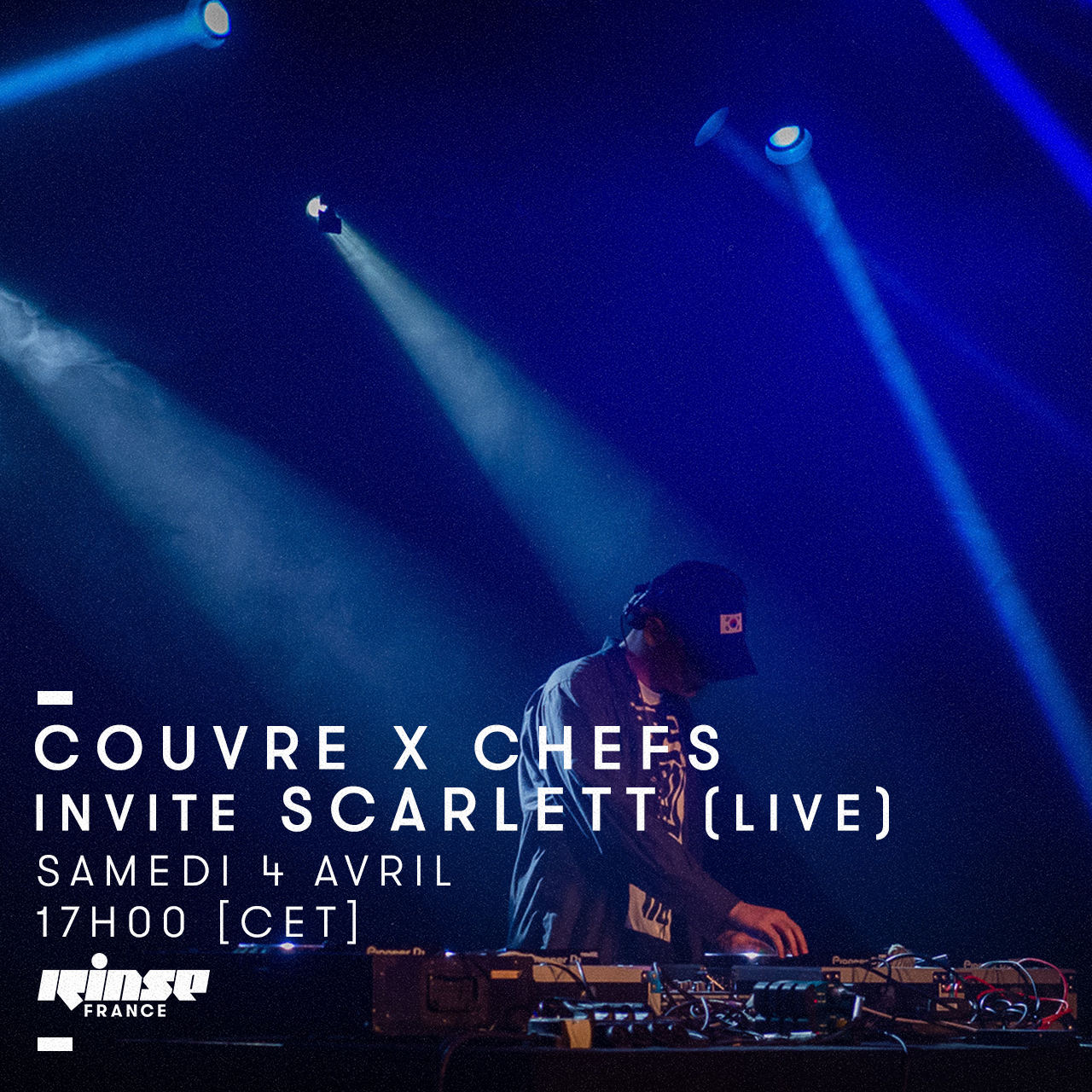 scarlett rinse france couvre x chefs