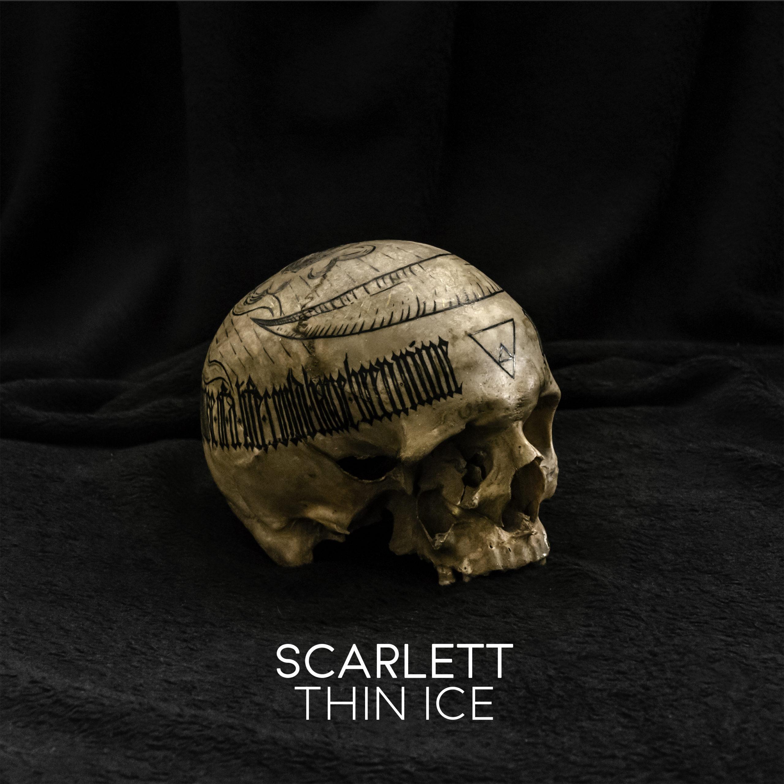 Scarlett Thin Ice Couvre x Chefs
