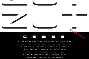 zutzut club edits & bootlegs 2 couvre x chefs