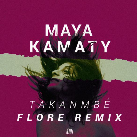 Maya Kamaty - Flore Remix couvre x chefs