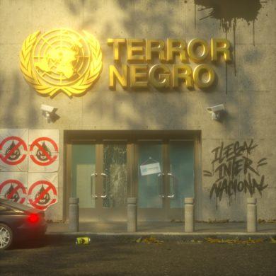 ILEGAL INTERNACIONAL TERROR NEGRO COUVRE X CHEFS