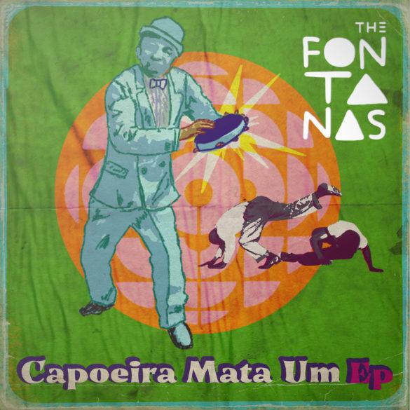 The Fontanas Blue Canariñho Movimientos Couvre x Chefs